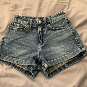 💘(sz. 22)Pacsun mom shorts!🚨